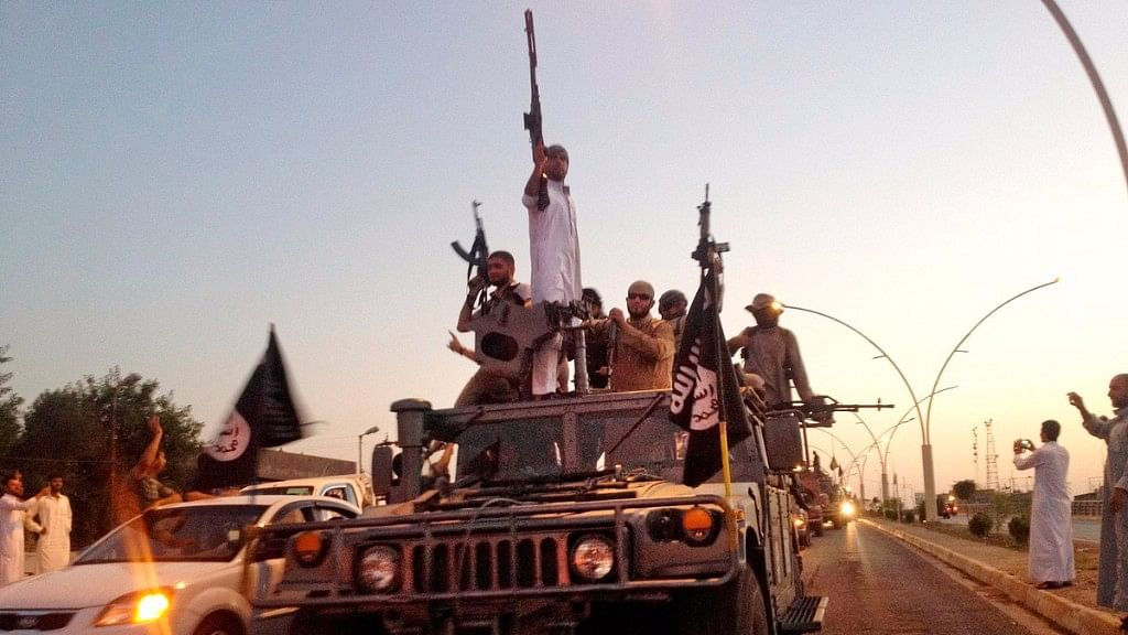 ISIS gunmen have killed 12 members of Egypt's security forces. Representational Image. (Photo: AP)