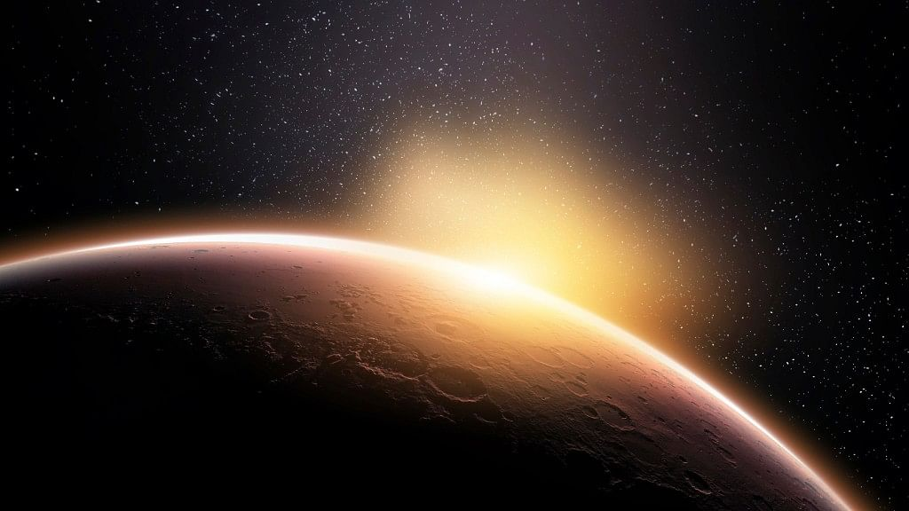 #GoodNews: First Person on Mars Likely to Be a Woman, Says NASA