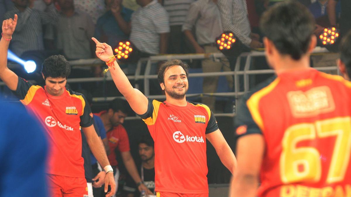 Manjeet Chillar. (Photo Courtesy: Pro Kabaddi)