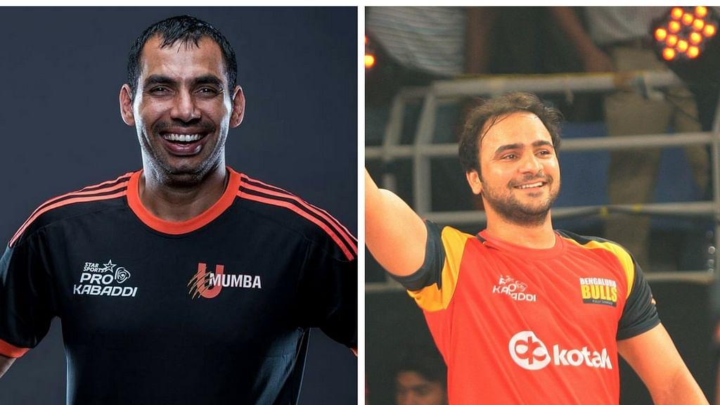 "The Kabaddi World Cup starts on 7 October. (Photo Courtesy: <a href=""https://www.facebook.com/AnupKumarKabaddi03/photos/a.143305239451986.1073741825.143303616118815/143365392779304/?type=3&amp;theater"">Facebook</a>/ProKabaddi)"