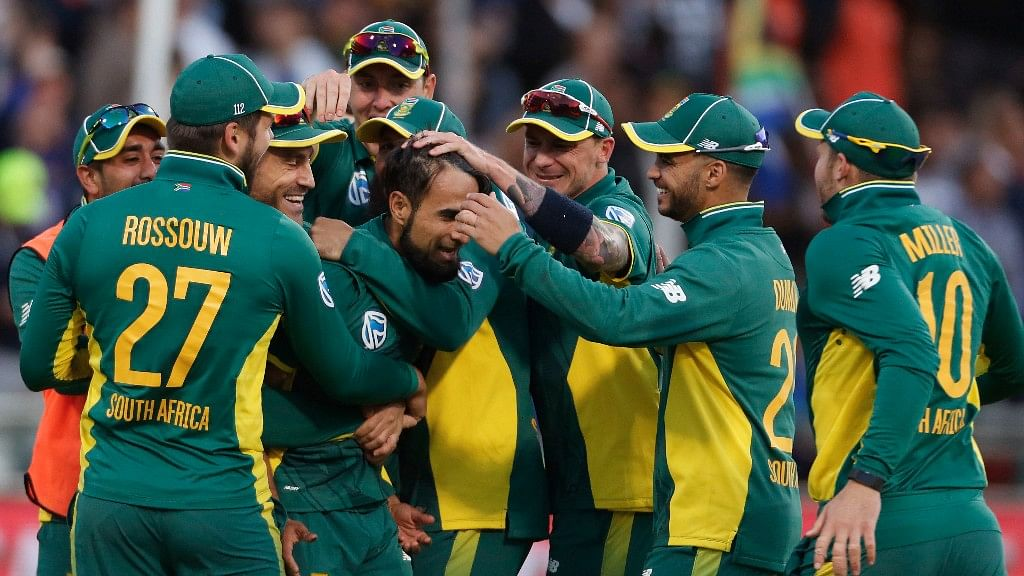 South Africa sent Australia to its first-ever 5-0 whitewash in a one-day series. (Photo: AP)