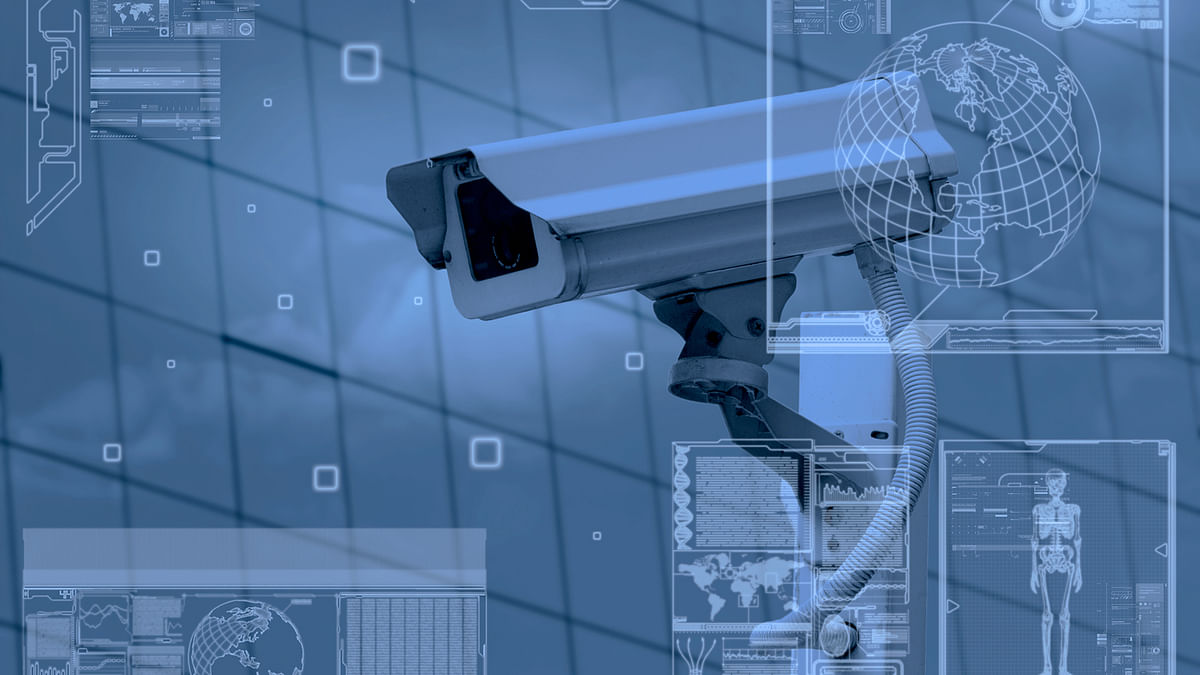 New Delhi is the World's 20th Most Surveilled City: Study