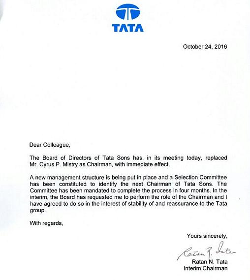 Cyrus Mistry Denied Filing Caveats Against Tata
