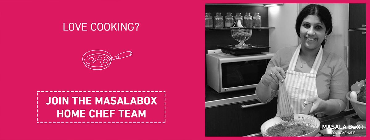 """Masala Box is a platform for cooking hobbyists and part time chefs. (Photo: Masala Box Facebook <a href=""""https://www.facebook.com/Masalabox/photos/a.687632914642048.1073741827.387723101299699/1208809715857696/?type=3&amp;theater"""">Page</a>)"""