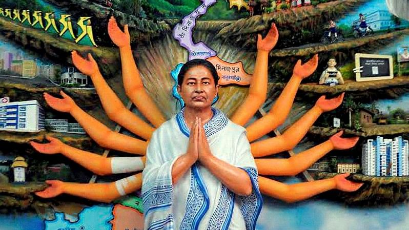 The idol is in Bengal's Nadia district. (Photo: PTI)