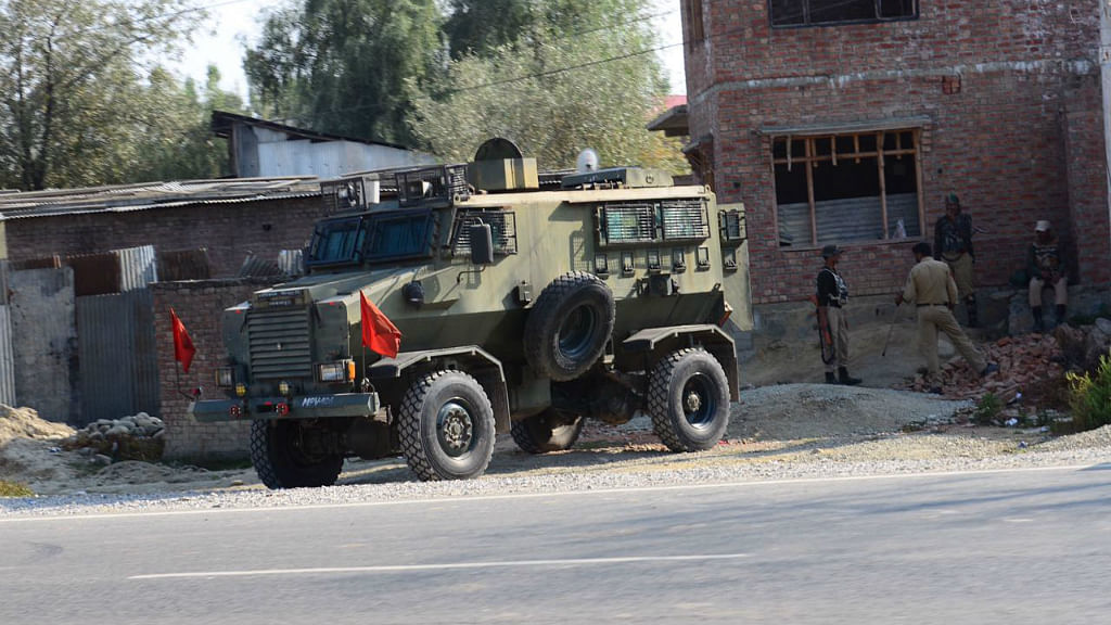 Two porters who had near-total access to the brigade HQ in Uri collaborated with the armed assailants and acted as guides, according to The Quint's investigation. (Photo courtesy: Jaskirat Singh Bawa/ <b>The Quint</b>)