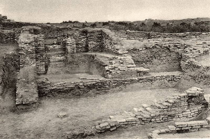 """The iconic sites like Harappa and Mohenjo Daro are in Panjab and Sindh province in Pakistan.(Photo Courtesy: Facebook/<a href=""""https://www.facebook.com/AncientIndus/"""">@AncientIndus</a>)"""