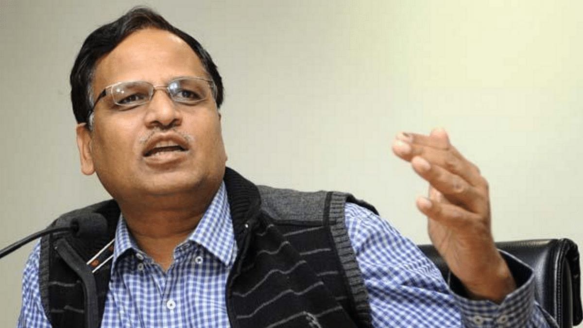 Delhi Health Min Satyendar Jain Tests Negative for COVID-19