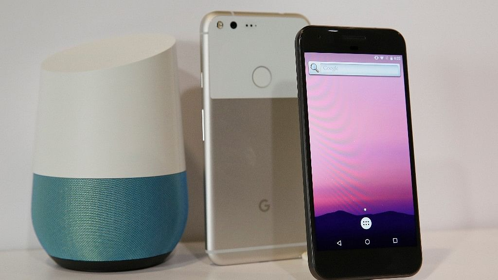 Analysts say Android rivals like Samsung Electronics could be the biggest victim if the Google Pixel takes off. (Photo: AP)