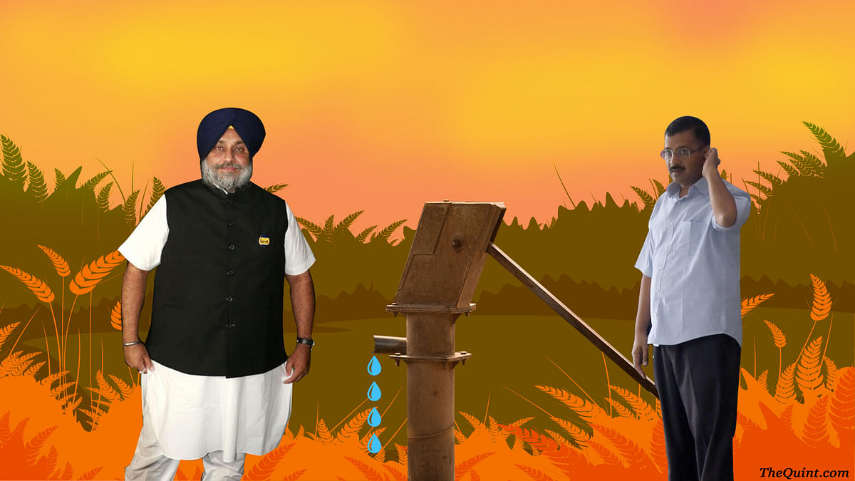 As Polls Loom, AAP & SAD Battle Over Punjab's Ignored Water Crisis