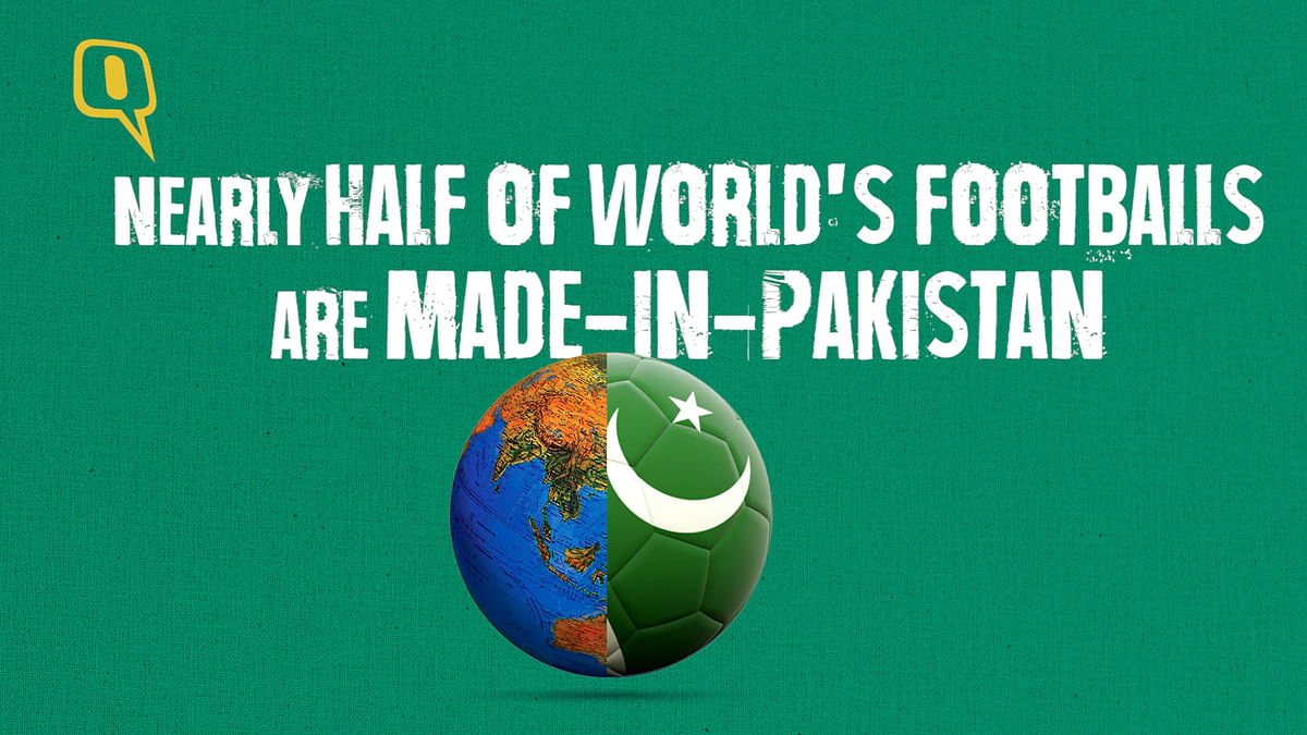 Pakistan Beyond Terrorism: Making Footballs, Helping India & More