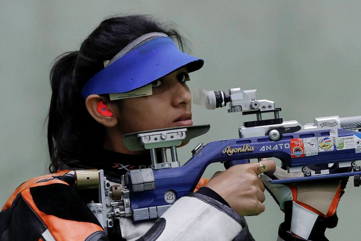Abhinav Bindra Targets All  Shooters in Rio Report, Spares Himself