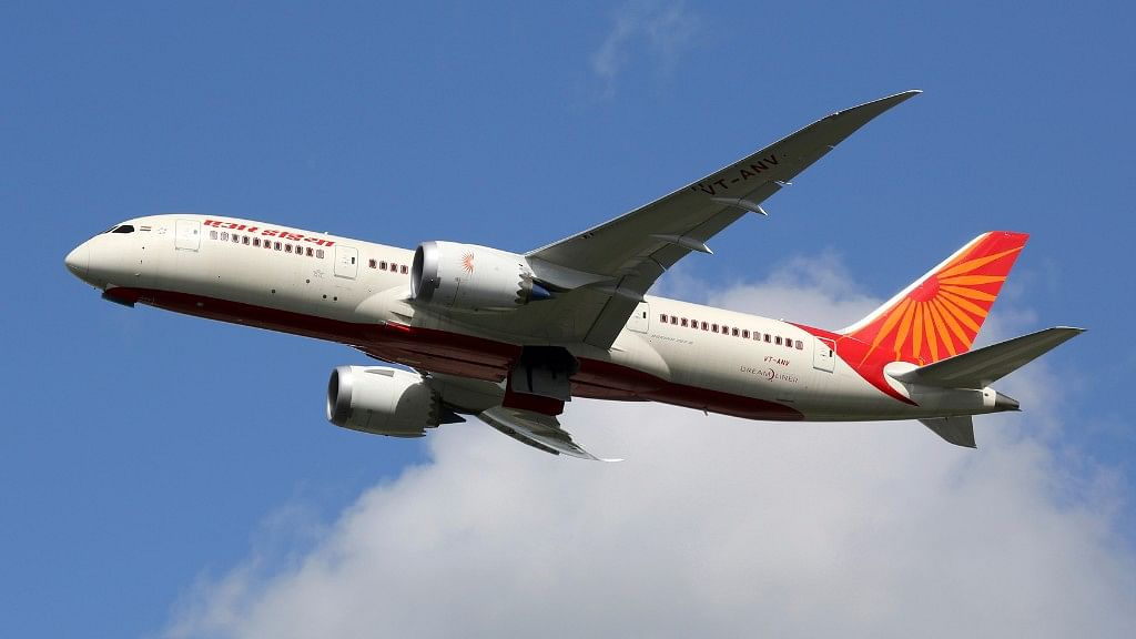 Air India may soon provide its clients internet service. Representational Image. (Photo: iStock)