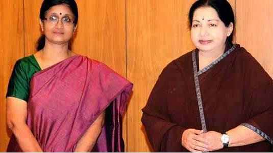 "Some have raised questions about how the Tamil Nadu administration is being run in the absence of Jayalalithaa. (Photo Courtesy: Twitter/<a href=""https://twitter.com/gopalanchennai"">@<b>gopalanchennai</b></a>)"