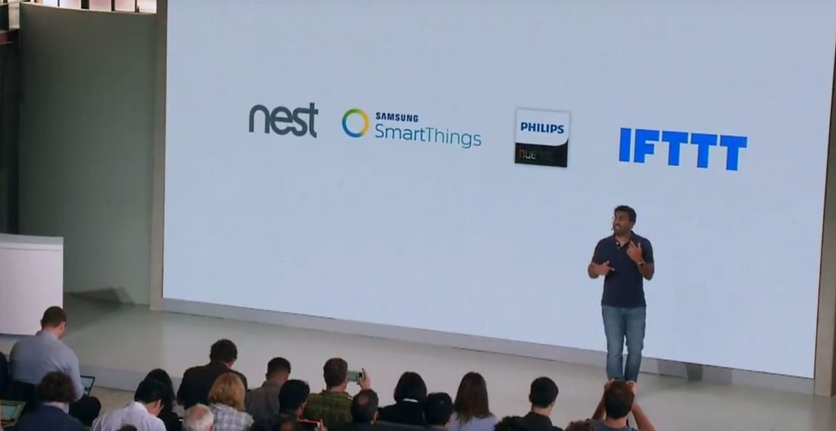 These companies will help Google Home become better, smarter. (Photo: YouTube/Google)