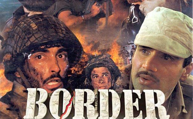 A poster of Border. (Photo Courtesy: Wikipedia)