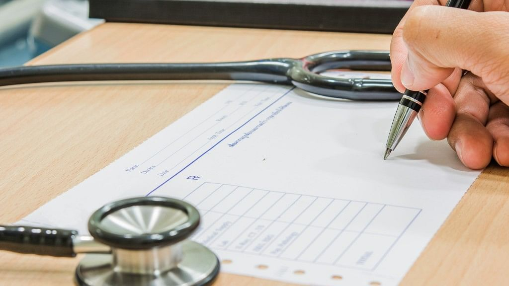 Doctor prescriptions are very difficult to read and understand since they are almost illegible. Representational Image. (Photo: iStock)
