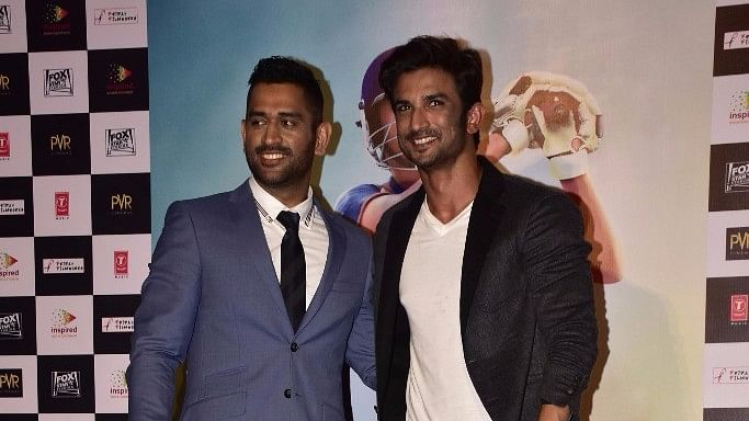 MS Dhoni biopic was a hit at the box-office. (Photo courtesy: Spice PR Team)