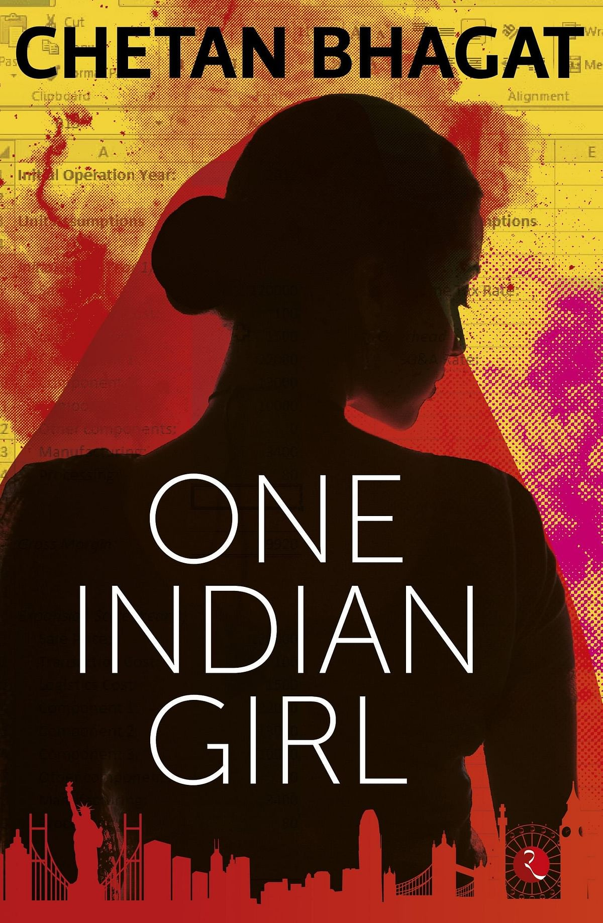 "(Photo Courtesy: <a href=""http://www.amazon.in/One-Indian-Girl-Chetan-Bhagat/dp/8129142147"">Amazon.in</a>)"