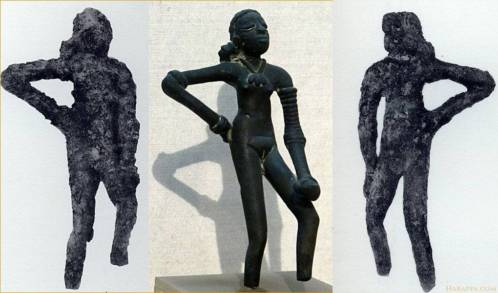 """A Pakistani citizen has claimed the dancing figure. (Photo Courtesy: Facebook/<a href=""""https://www.facebook.com/AncientIndus/"""">@AncientIndus</a>)"""