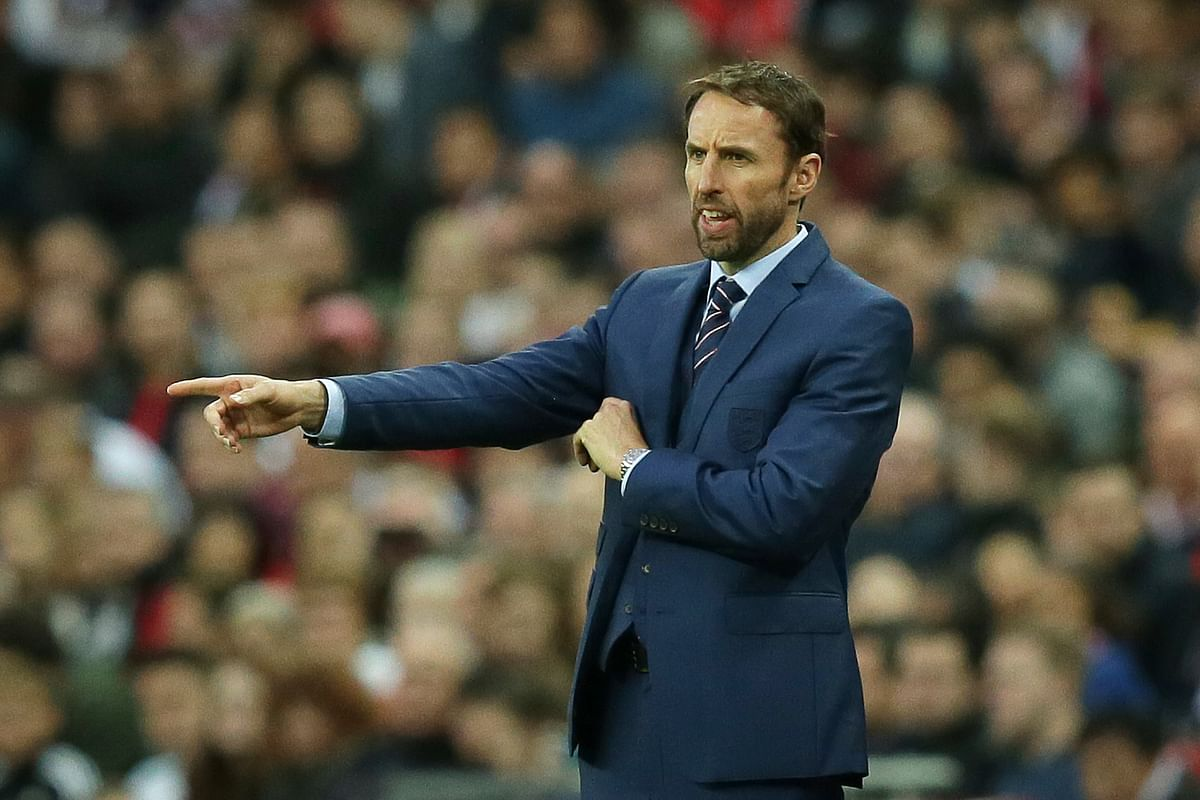 Gareth Southgate is yet to lose a match as England's interim manager in the 2018 World Cup Qualifiers. (Photo: AP)