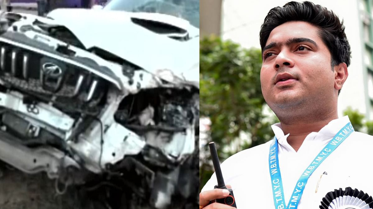 Injured in an Accident, TMC MP Abhishek Banerjee Now out of Danger