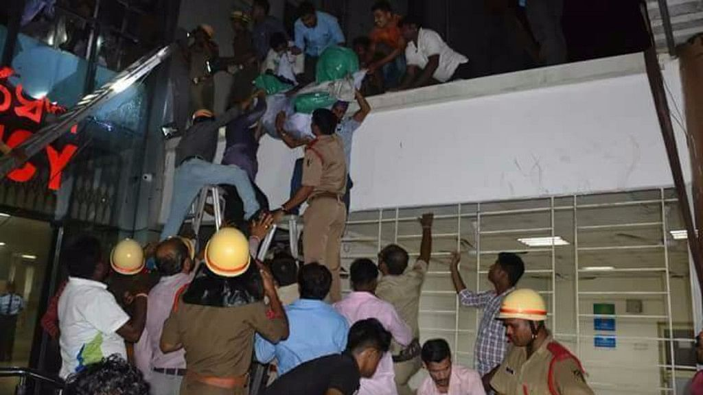 Odisha Hospital Fire: Lack of Safety Measures Led to Accident?