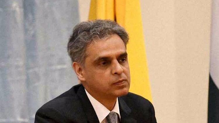File photo of India's Permanent Representative to the UN Syed Akbaruddin. (Photo: PTI)