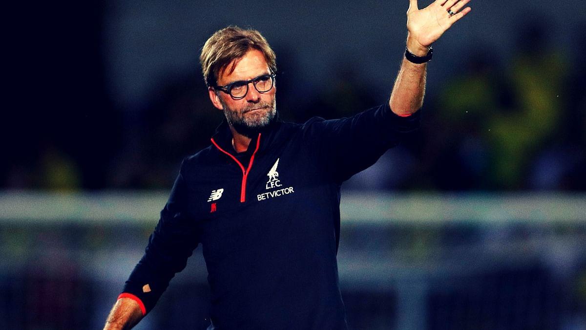 Jurgen Klopp has been in-charge of Liverpool since 2015.