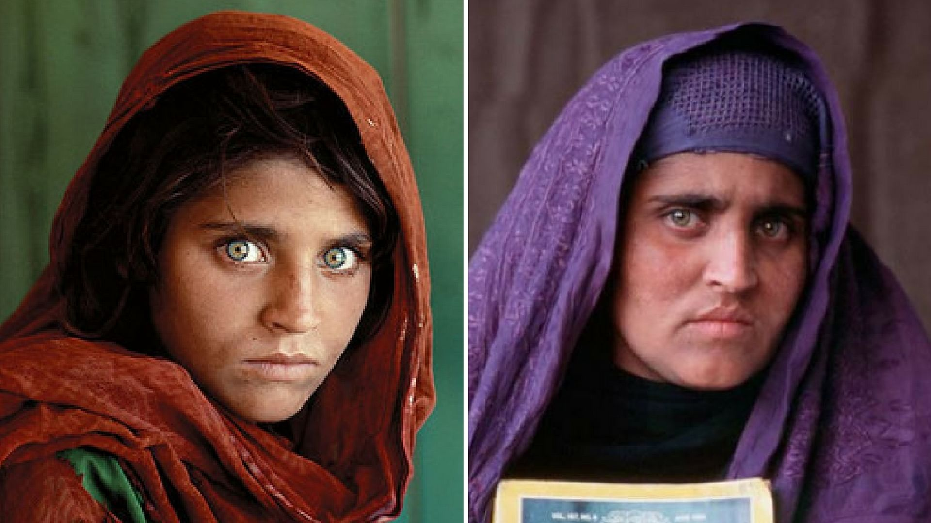 Pakistan to deport National Geographic green-eyed Afghan