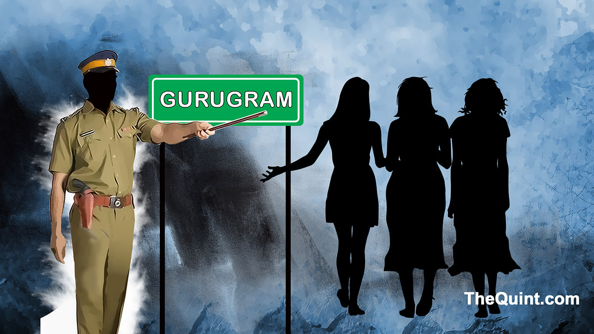 False charges of flesh trade by the police victimises women from the northeast in Gurugram. (Photo: Hardeep Singh/ <b>The Quint</b>)