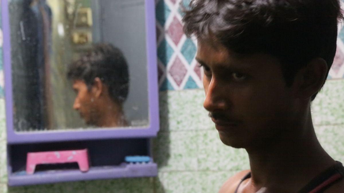 Arvind struggles with de-addiction and claustrophobia at Marham. Marham has no de-addiction program for its residents. (Photo: Adi Prakash/<b>The Quint</b>)