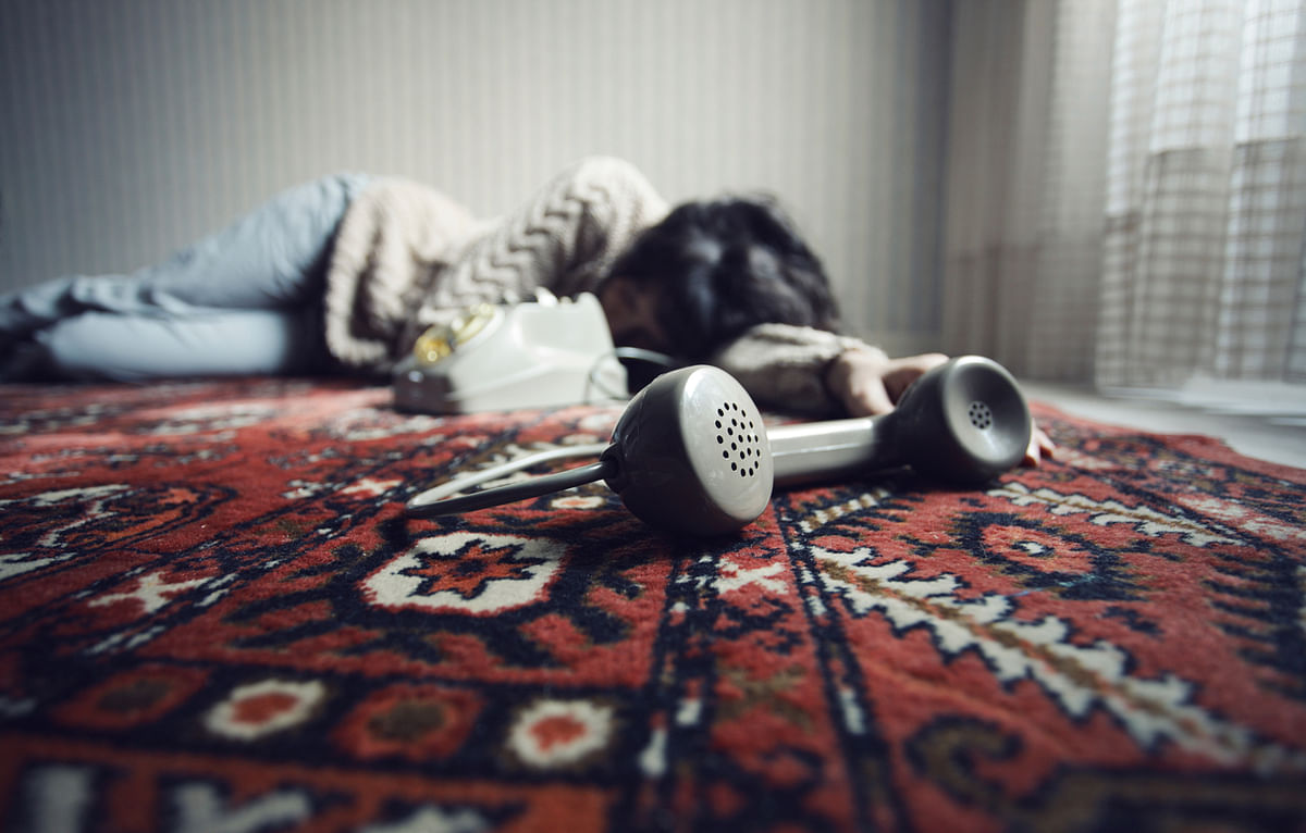 Counsellors in helplines are trained to listen to at-risk and under stress people, and to not judge at all; their phone calls can be the difference between life and death for many. (Photo: iStock)