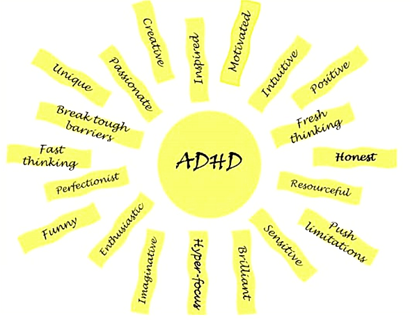 """ADHD is an invisible disorder and is often misused as a buzzword. It's routine for people to say, """"I'm so ADHD"""" to describe their messed up wardrobes just like cleanliness freaks who describe their virtues as """"I'm so OCD"""". (Photo courtesy: Instagram/kaleidoscopesociety)"""