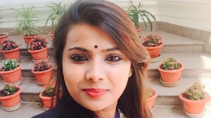 "Kanpur judicial magistrate Pratibha Gautam. (Photo Courtesy: Facebook/<a href=""https://www.facebook.com/pratibha.gautam.98"">PratibhaGautam</a>)"