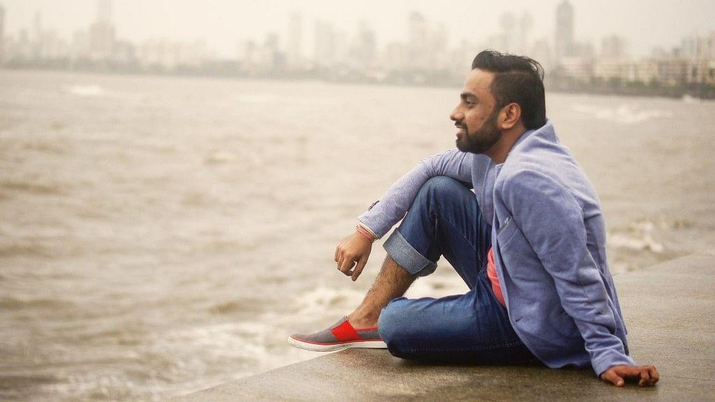 "Himanshu Singh lives in Mumbai. (Photo Courtesy: Facebook/<a href=""https://www.facebook.com/himaqua2006"">Himanshu Singh</a>)"