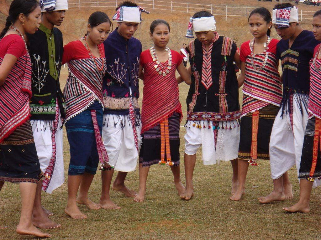 The Karbis, a hill tribe from Assam. (Photo: Wikimedia Commons)