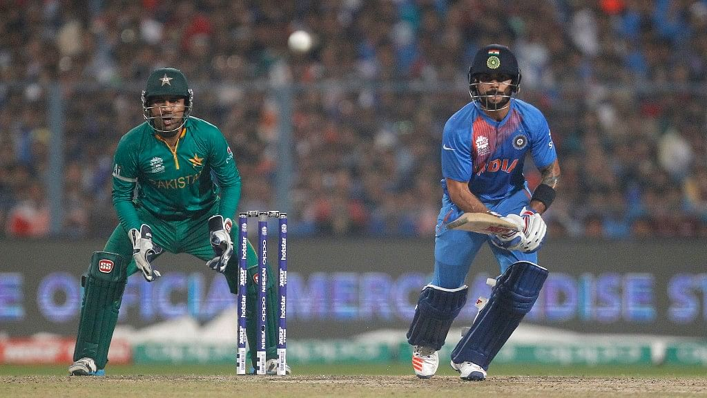 The last time India and Pakistan played a match in an ICC event was during the 2016 World T20 tournament in India. (Photo: Reuters)