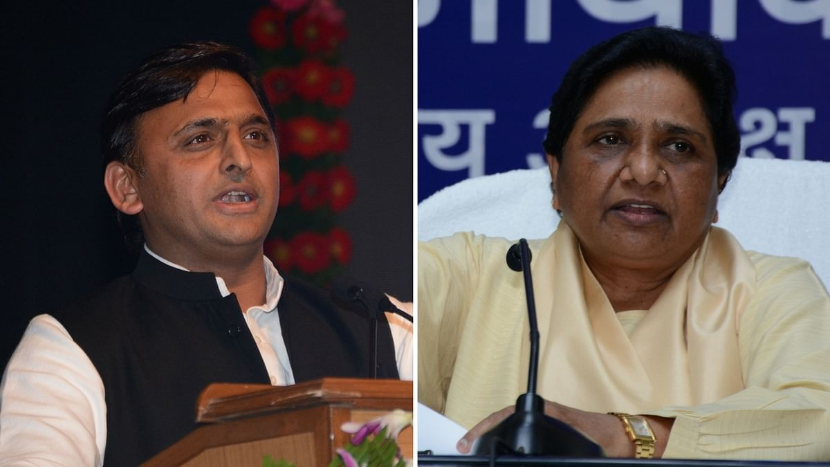 Alliance With SP Is On, Seat-Sharing Not  Official Yet: Mayawati