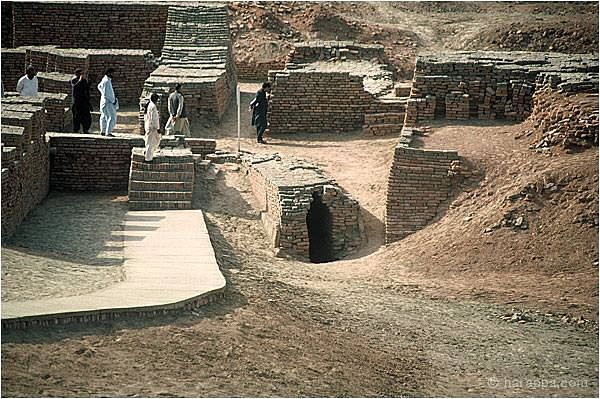"""Harappan culture is diverse and known for its cultural heritage. (Photo Courtesy: Facebook/<a href=""""https://www.facebook.com/AncientIndus/"""">@AncientIndus</a>)"""
