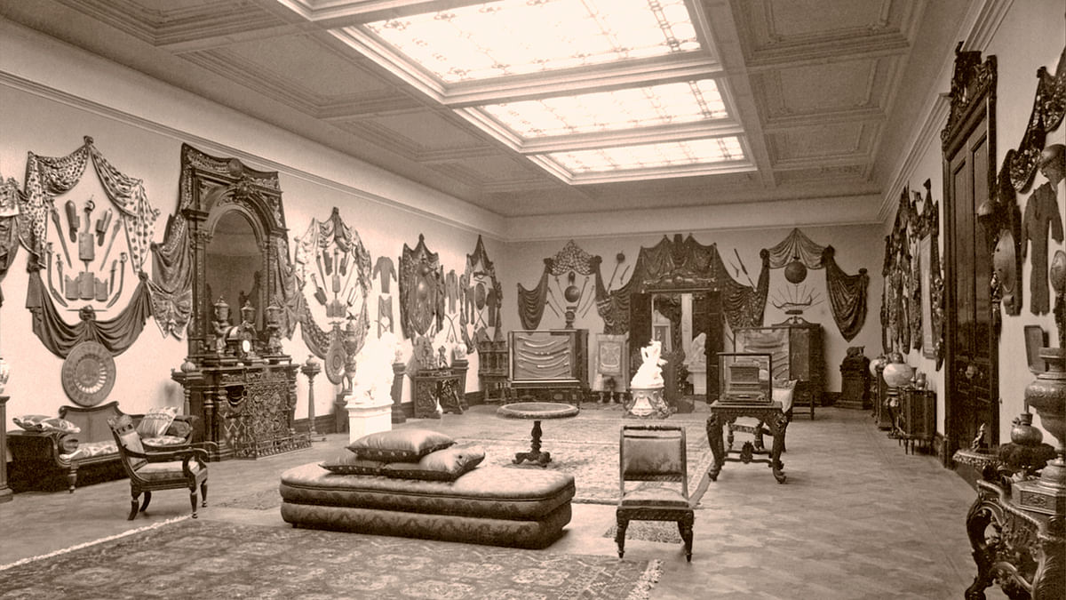 In Pics: Tata's Grand Mansions Offer A Glimpse of a Bygone World