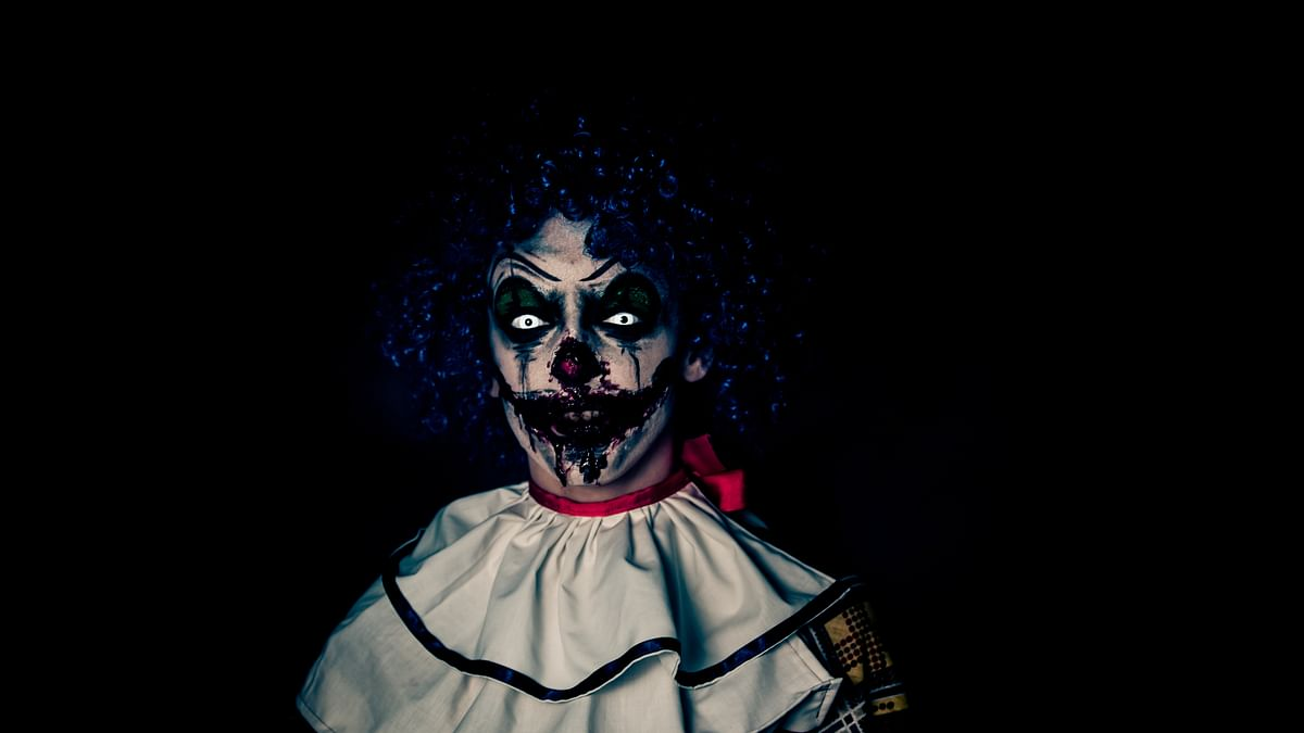 The 'Creepy Clown' scare has spread across the US and the UK. (Photo: iStock)