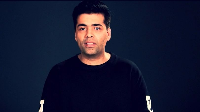 Karan Johar, I Stand By You For The Right To Freedom Of Expression
