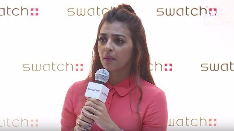 "Radhika Apte at a recent event. (Photo: <a href=""https://www.youtube.com/watch?v=02tMqTHz9I4"">Youtube </a>screenshot)"