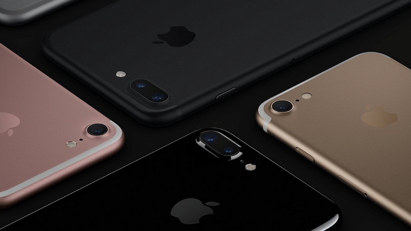 Apple iPhone 7 and iPhone 7 Plus.