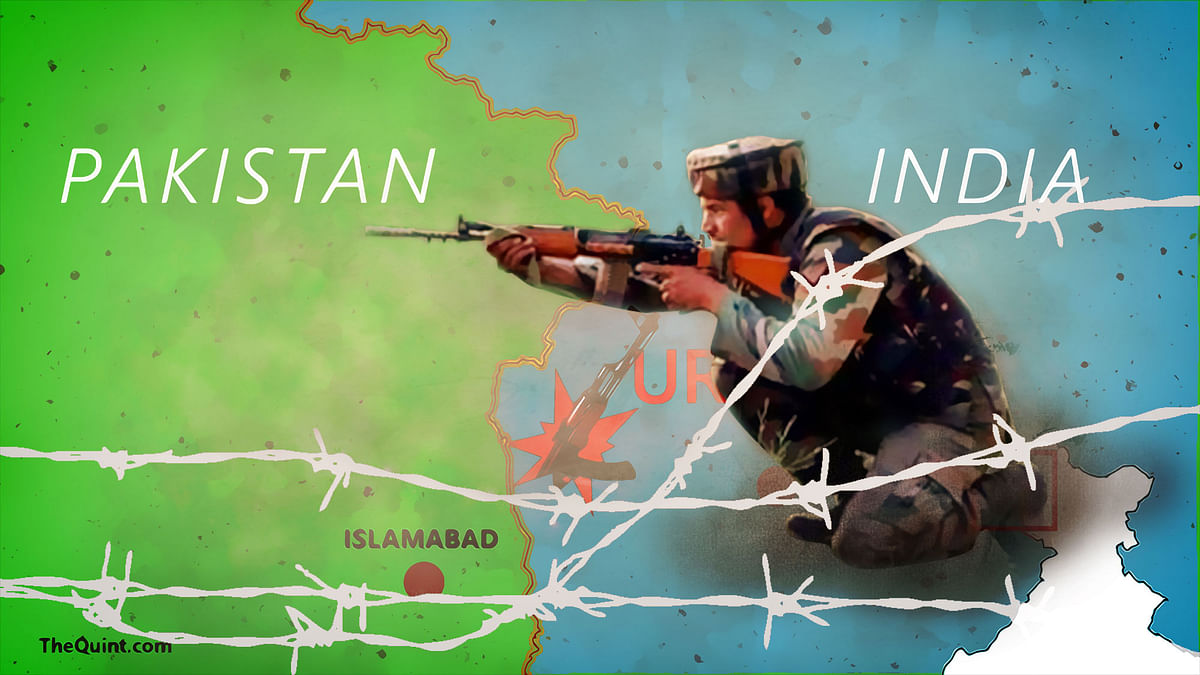 """Surgical strikes by the Indian Army targeted terror camps which did not """"have the protection"""" of the Pakistani army or its BAT (battalion action teams). (Photo: Lijumol Joseph/ <b>The Quint</b>)"""