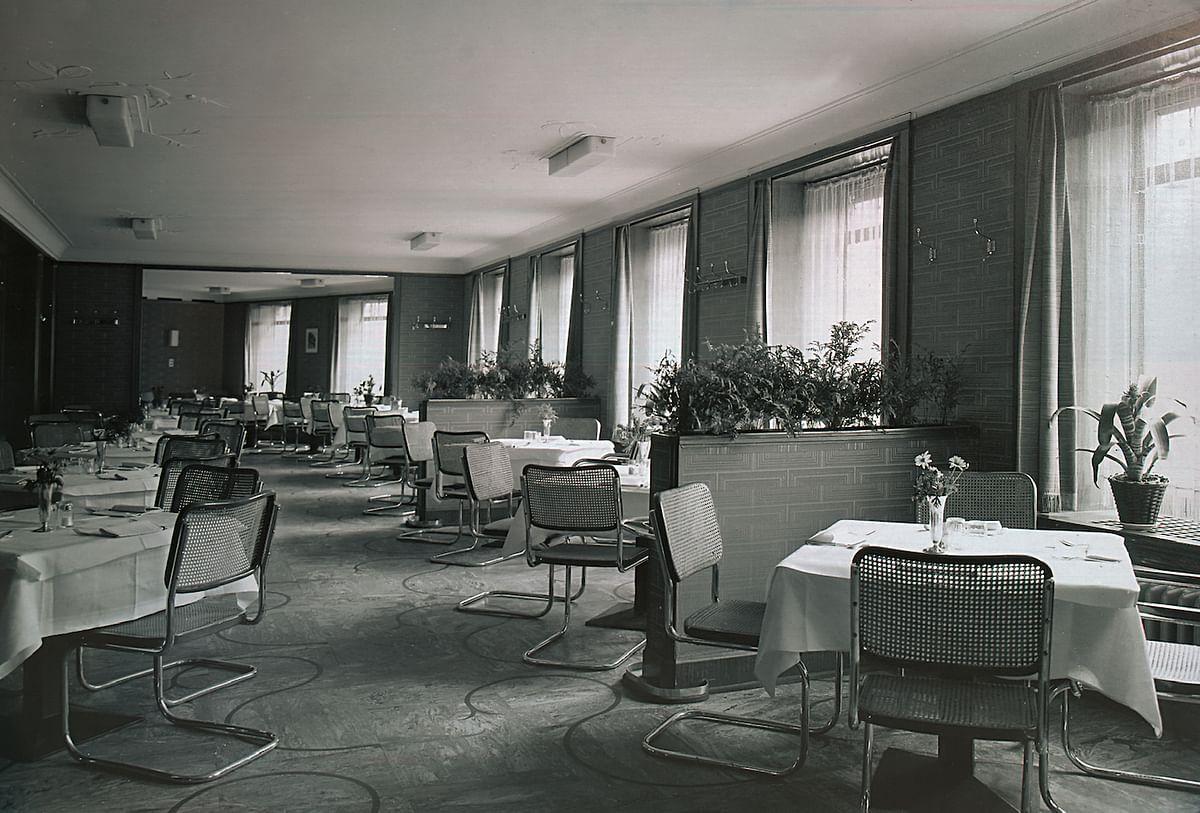The restaurant in 1931. (Photo Courtesy: Hitl)