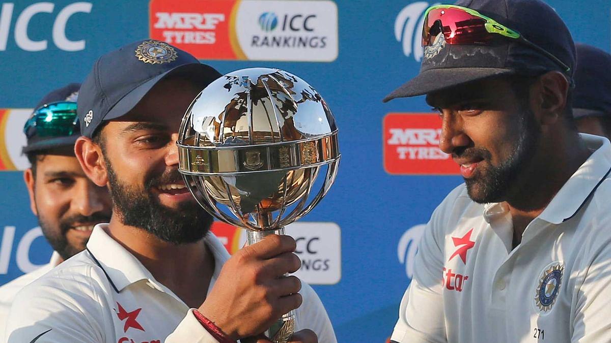 We Are Proud Of You: Kohli, Ashwin To Indian Olympic Athletes