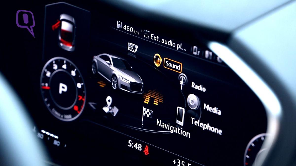 Smart features Audi TT. (Photo: <b>The Quint</b>)