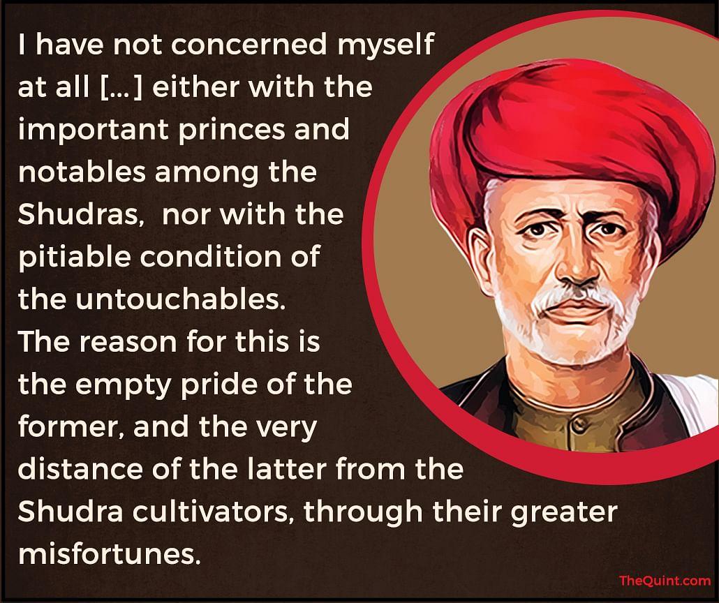 The Polemics of Mahatma Jyotiba Phule on His Birth Anniversary